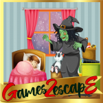G2E Cute Room Girl Escape
