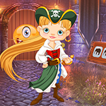 G4K Tawdry Pirate Girl Escape