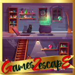 G2E Witch Attic House Escape